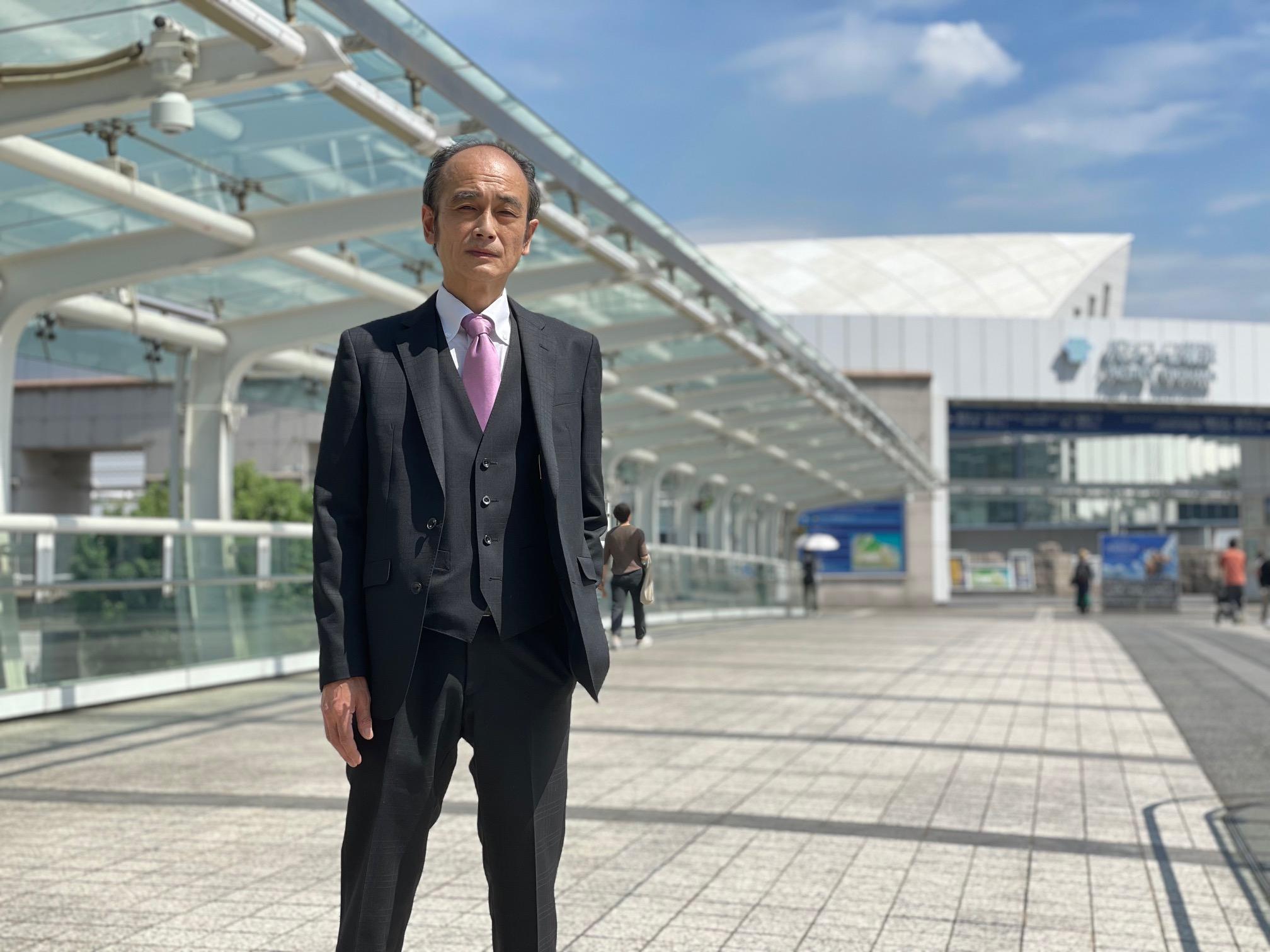 小林代表取締役社長